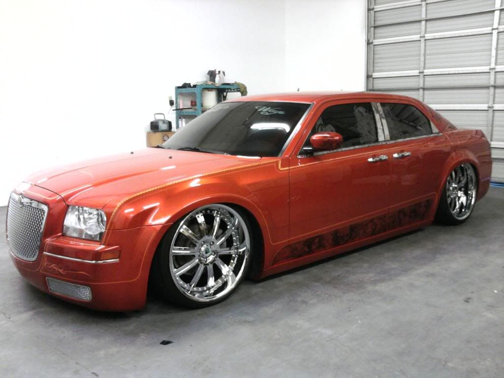 Custom Work Stock Paint Work Repair Work Etc Chrysler 300