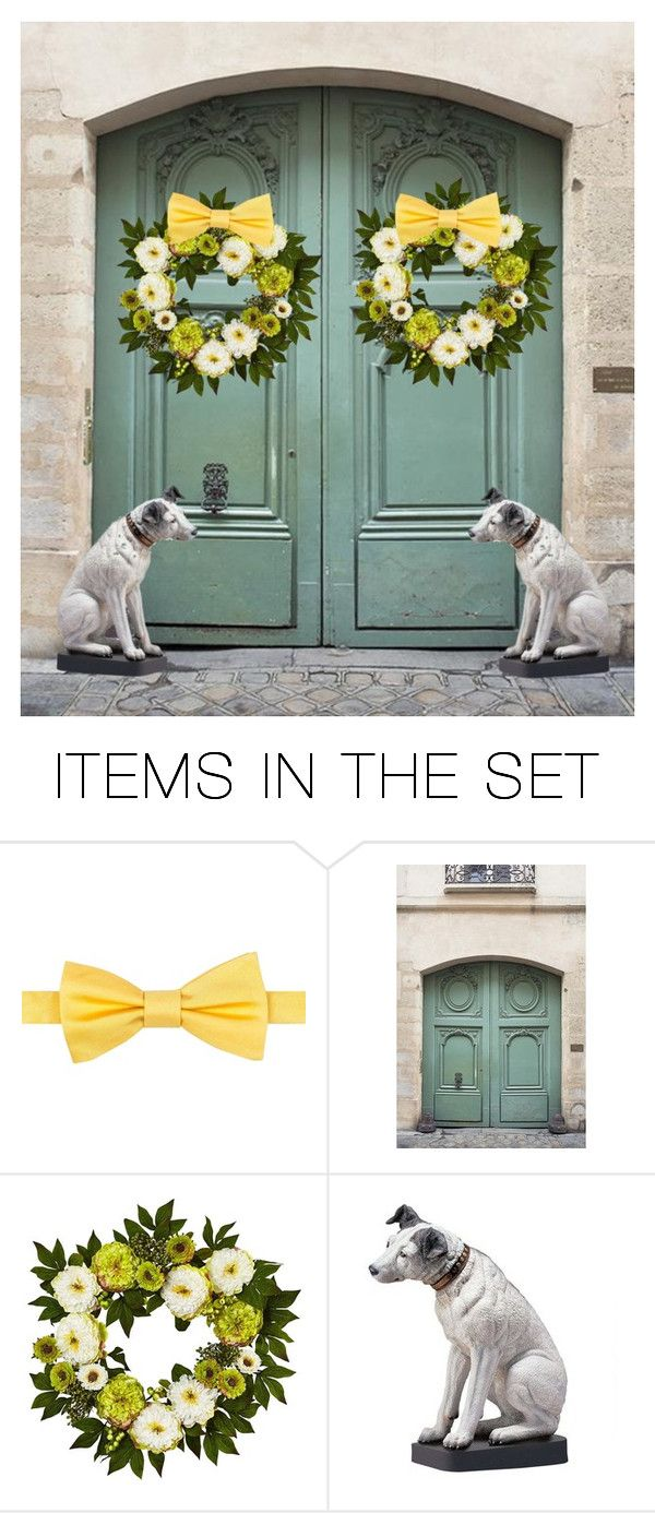 """""""Door Stop"""" by thesandlappershop ❤ liked on Polyvore featuring art"""