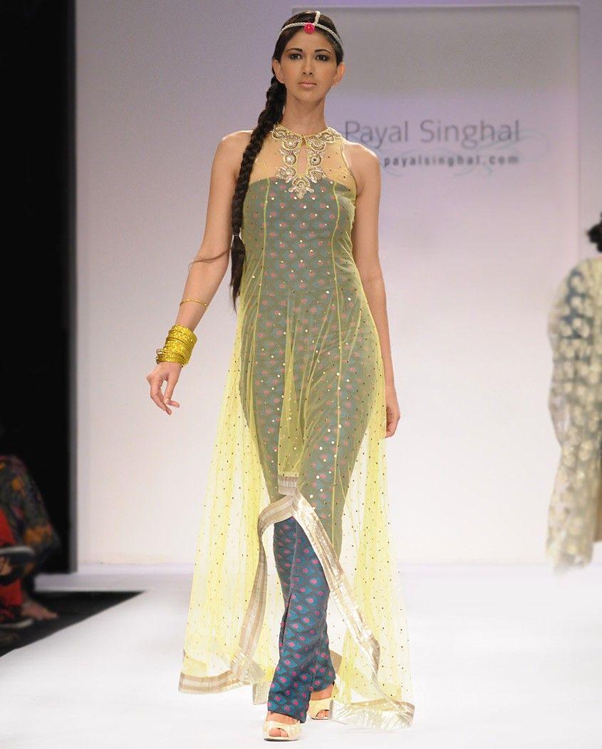 Lakme fashion show dresses images