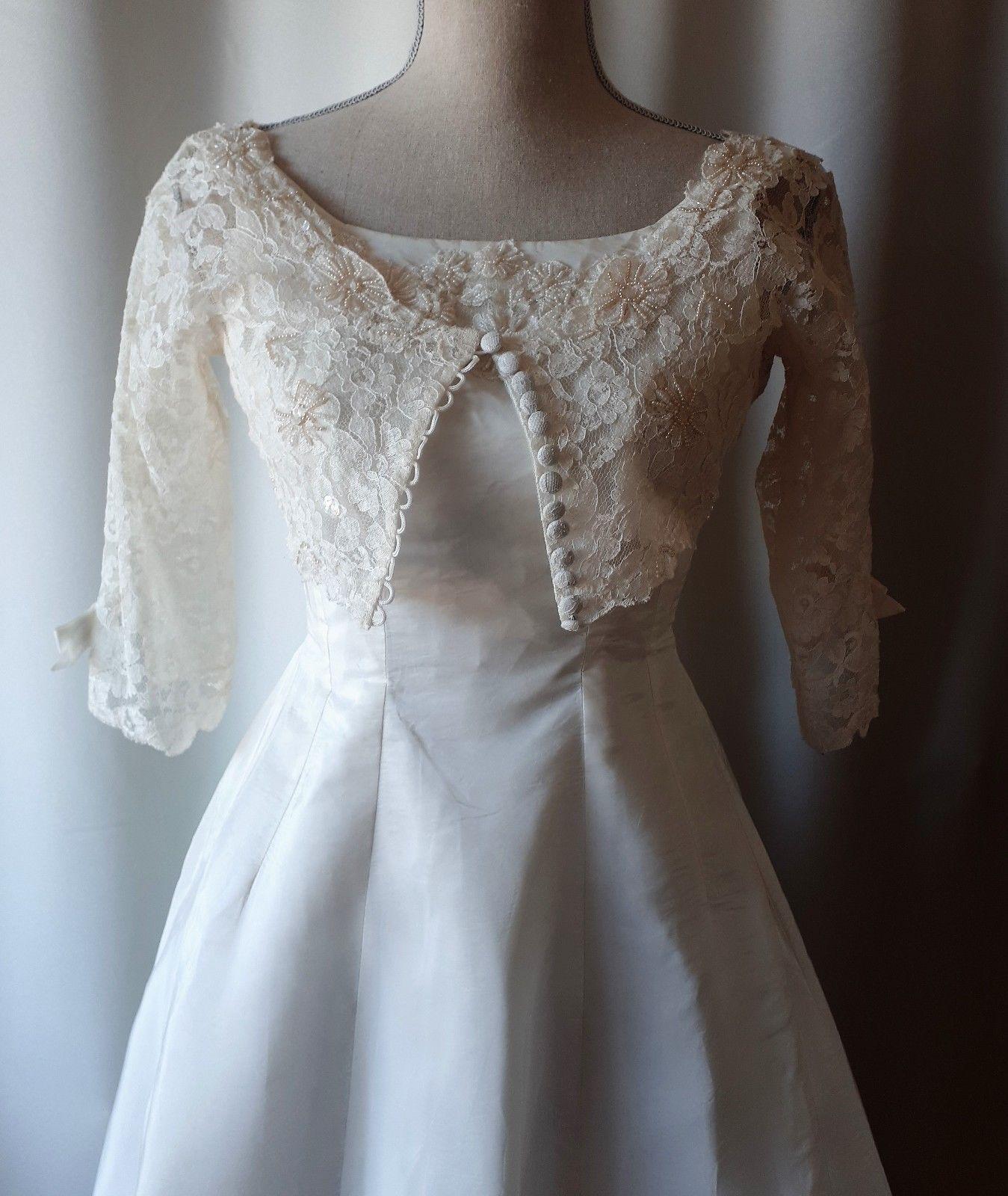 23++ Vintage lace wedding dresses canada info