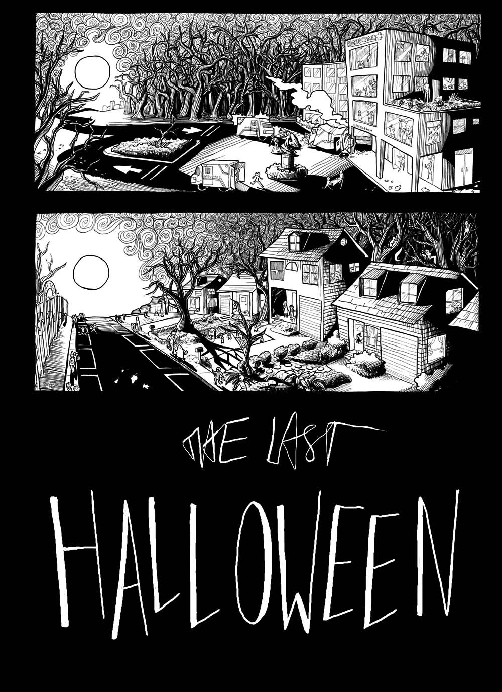 The Last Halloween is the story of Mona and her unusual friends ...