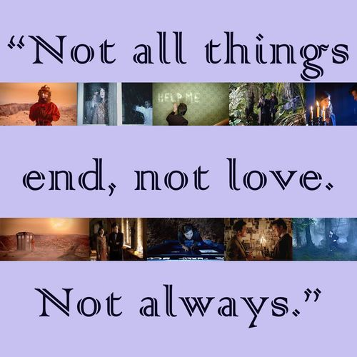 Doctor Who Quotes About Love   Google Search