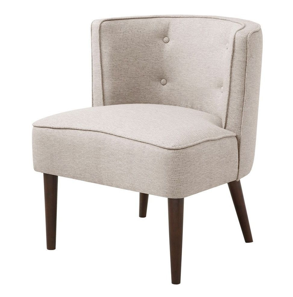 Best Sorrento Tufted Upholstered Curved Chair Vanitychair 400 x 300