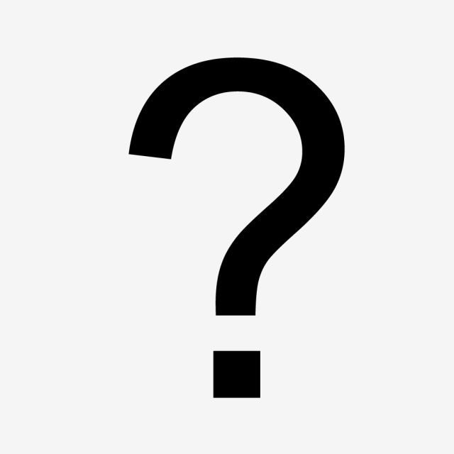 Picture Of A Question Mark Symbol