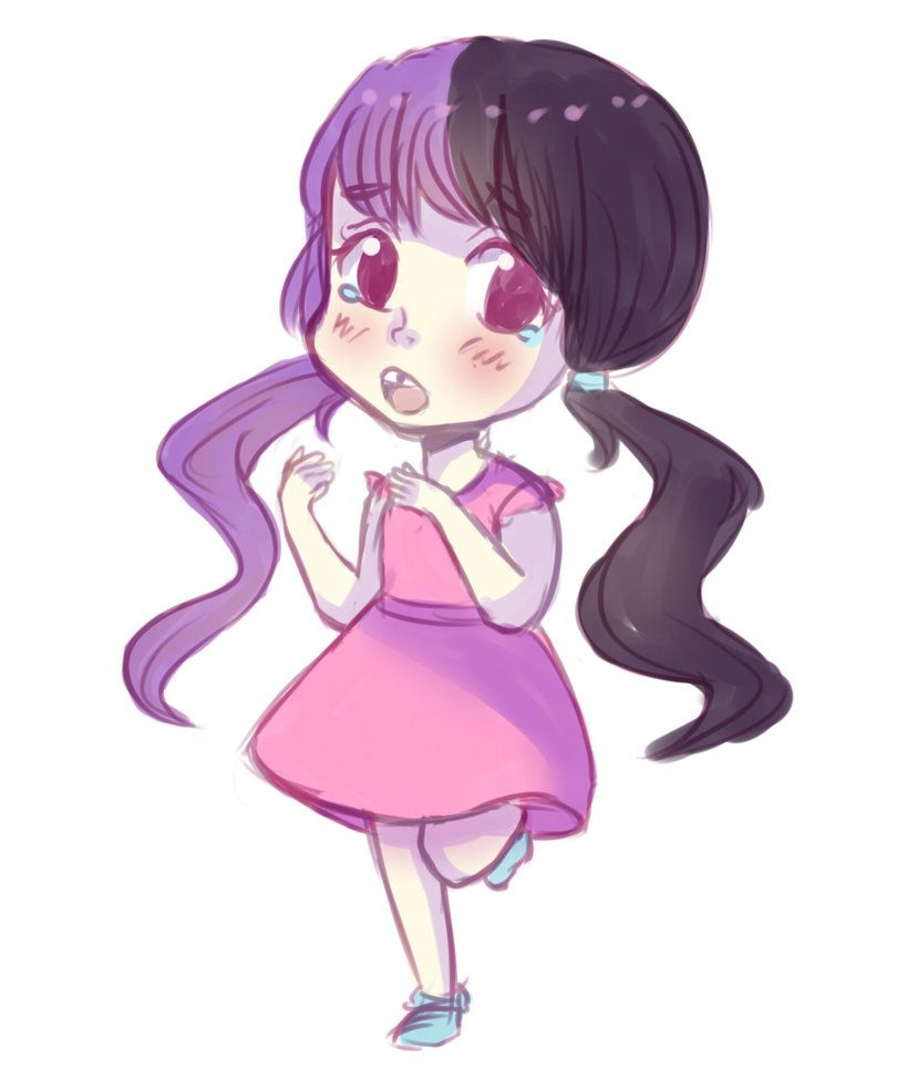 I Was Very Unsatisfied With The Way My Melanie Martinez Chibi Came Out, So I