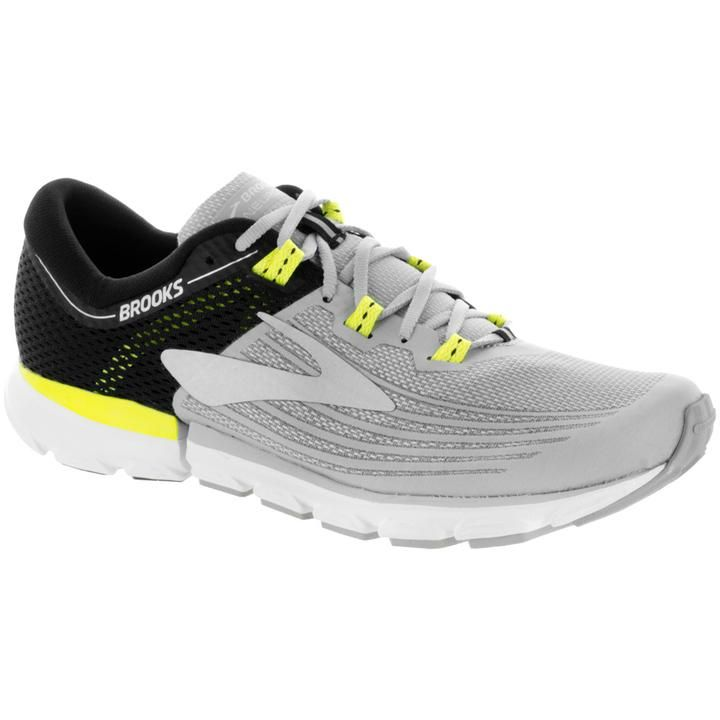 084fed4872f Brooks Neuro 3 Men s Grey Black Nightlife