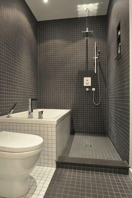 Tub And Shower Combo Modern Small Bathroomsbathroom Design