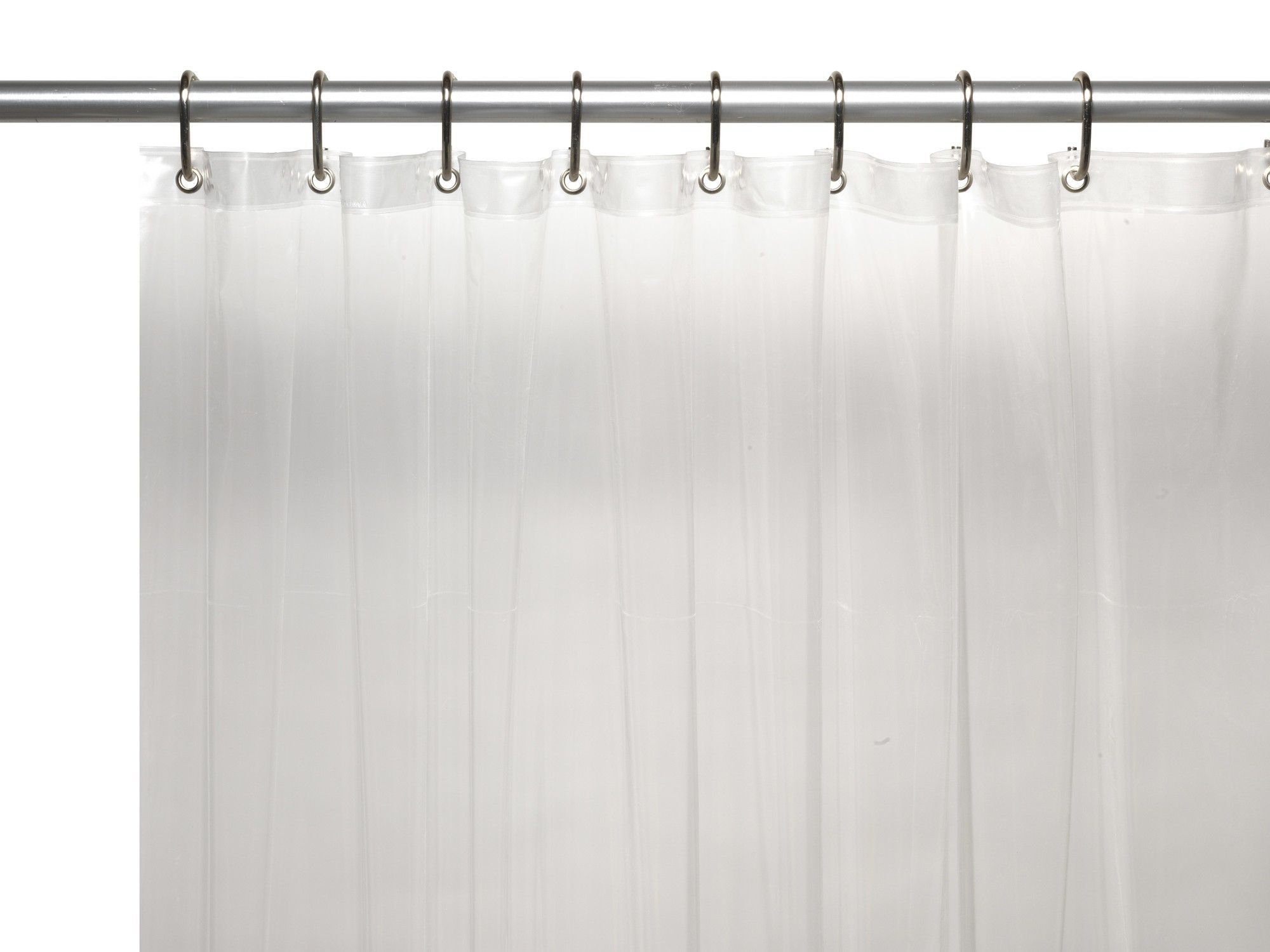 Peva gauge shower curtain liner gauges bath products and products