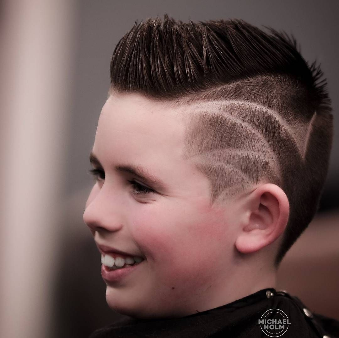 25 Cool Boys Haircuts 2018 Trends Pinterest Haircut Styles