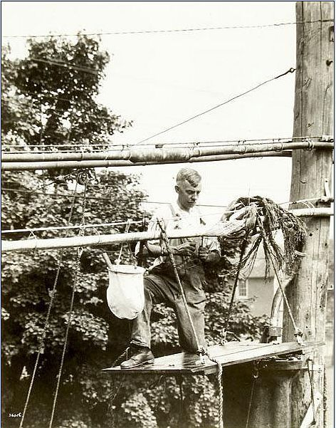 Cable Splicer 1929