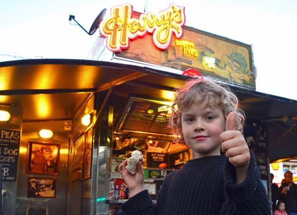 We're just wild about Harry's. Harry's Cafe de Wheels that is. #Woolloomooloo Sydney