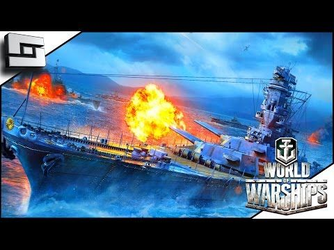 Nice World Of Warships   ENEMY BATTLESHIP DESTROYED | Sl1pg8r