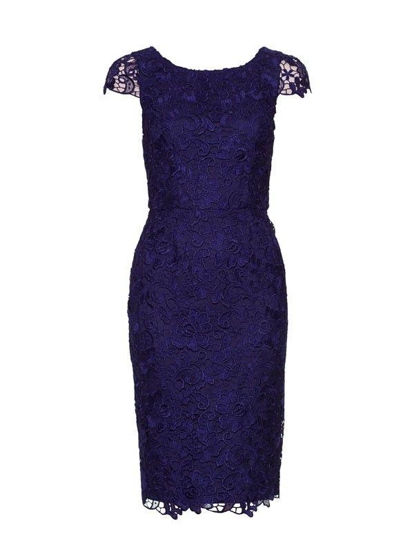Review Australia | Majestic Dress Navy - New Arrivals | Summer ...