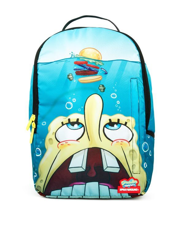 b248d717ef6 Sprayground Boys  SpongeBob Backpack