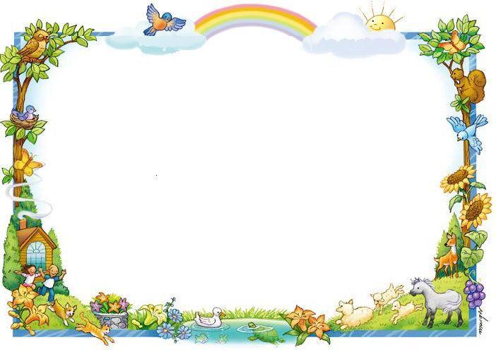 Frames animals - Pets - Picasa Nettalbum | Pet frame, Kids ...