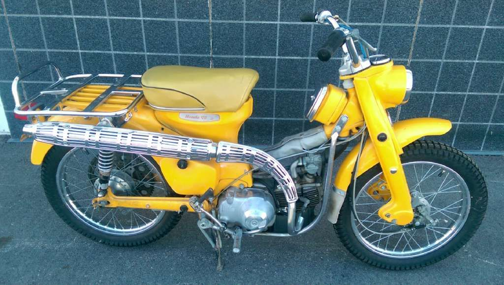 1969 honda moped, decatur il - - cycletrader | sweet rides