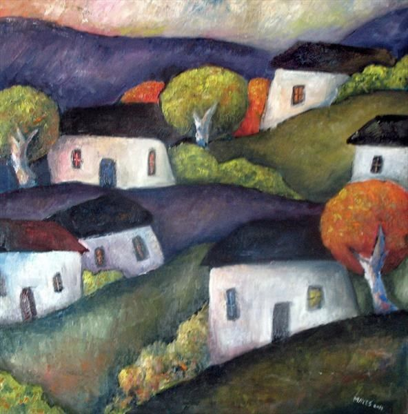 Peakland Cottages by Jeremy Mayes
