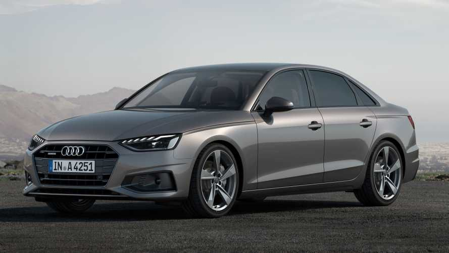 2020 Audi A4 Lineup Debuts With Refreshed Face Hybrid Power Audi A4 Audi Best Luxury Cars