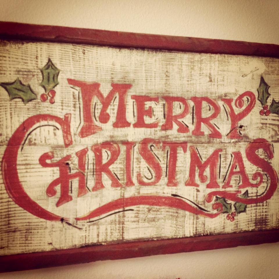 Exceptional Christmas Signs Part - 5: A Whole Bunch Of Beautiful Christmas Signs