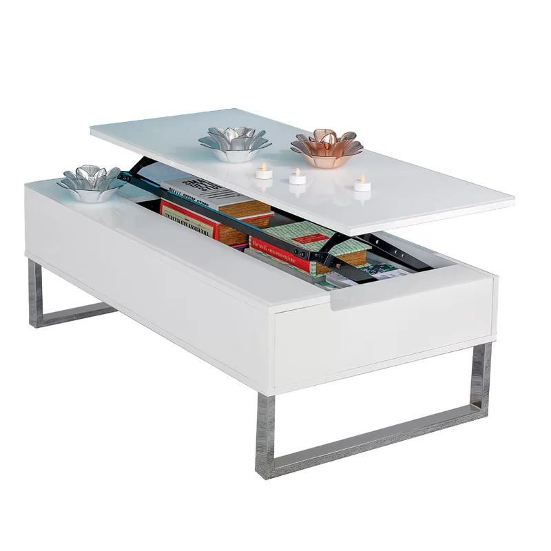 Jackman Lift Top Coffee Table With Storage Coffee Table With