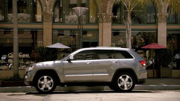 2013 Jeep Grand Cherokee Overland Summit Owners Manual