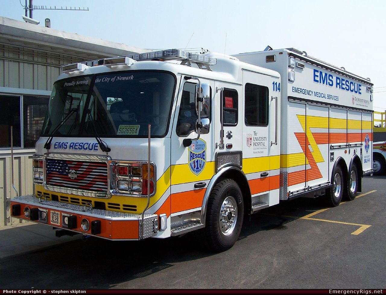 New Jersey Ems Command Vehicles Photo Images