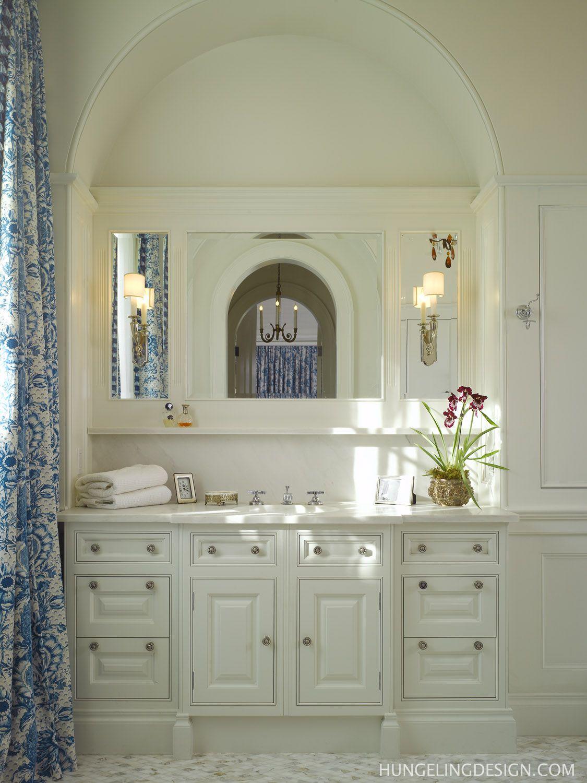 View a portfolio of luxury bathrooms featuring