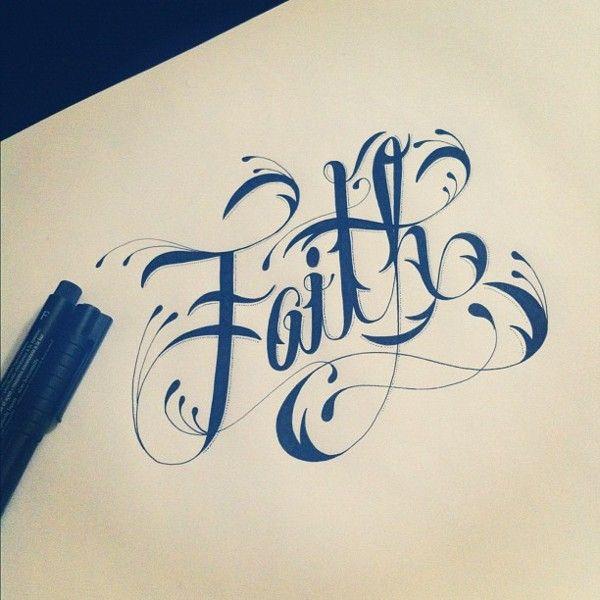 Hand Type Vol. 2 by Raul Alejandro , via Behance