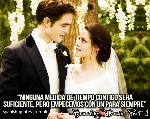 Fco Twilight Frases Crepusculo: Favorite Movies & Series