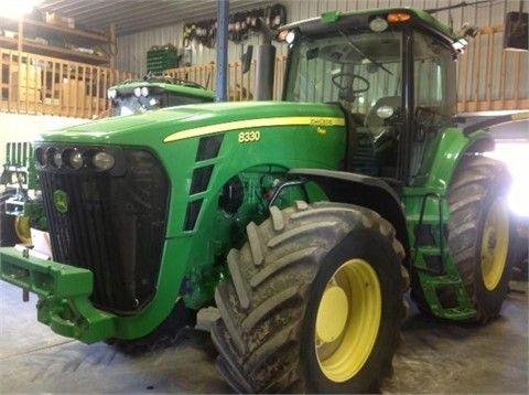 2009 JOHN DEERE 8330 Tractors - 175 HP Or Greater For