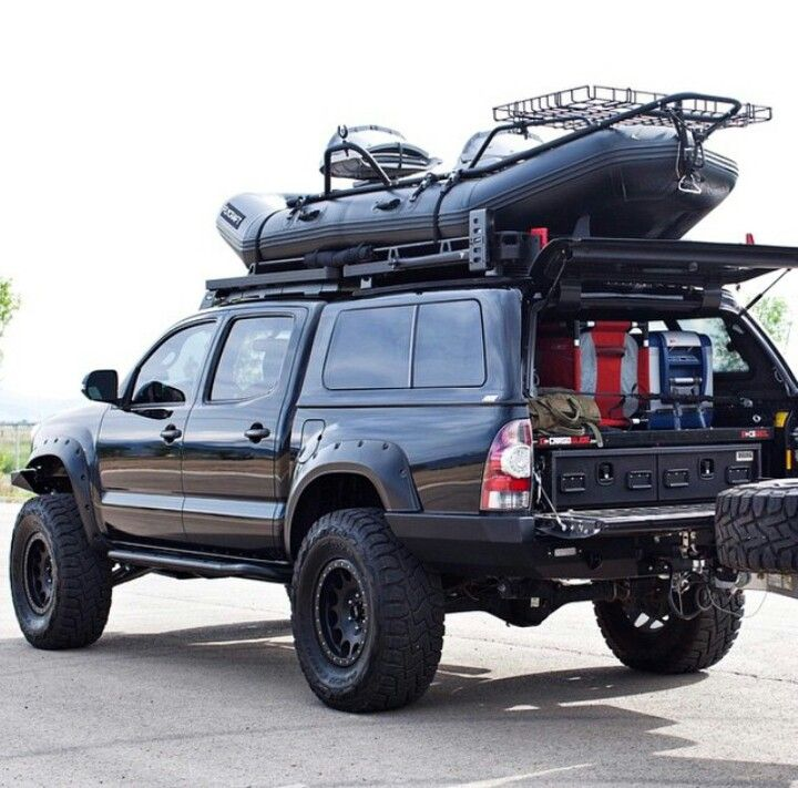 brilliant rack roof s cab toyota on with rustic double tacoma htm in awesome ideas decorating home designing
