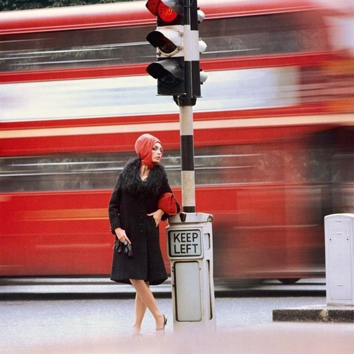 Traffic, 1960 in Photography