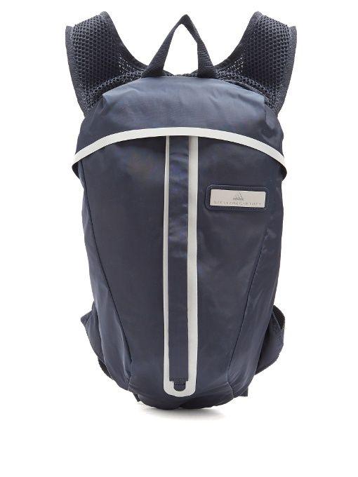 ADIDAS BY STELLA MCCARTNEY Adizero Running Backpack.   adidasbystellamccartney  bags  lining  nylon  backpacks   3ec1a006dfeba