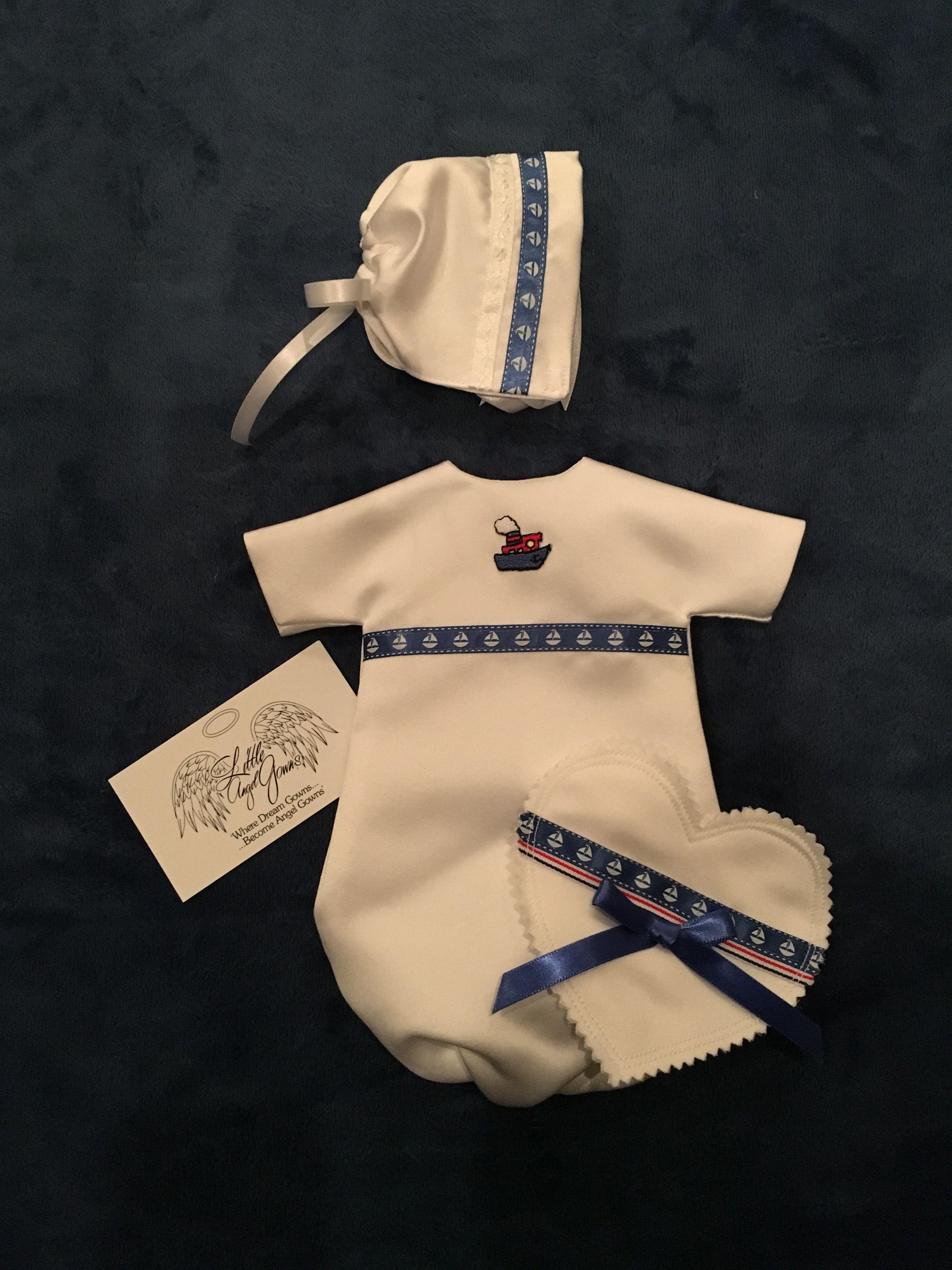 Little Angel Gown