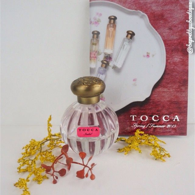 Bright. Electrifying. Classic. ❤️ Isabel is extraordinary and brilliant. Introducing #Tocca's Isabel perfume... with notes of Bergamot, Mediterranean Orange, Pear, Sangria Accord, and Spanish Rose, you'll be the talk of the summer.  #beauty #bblog #makeup #makeupartist #mua #pretty #fotd #motd #instagood #instadaily #beautyblog #selfie #makeuptutorial #hair #hairtutorial #follow #like #instalike #love #beautiful