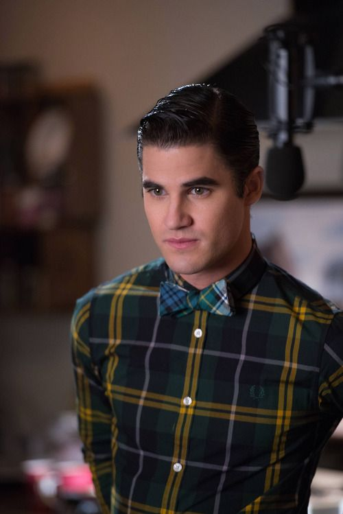 Blaine dating karofsky