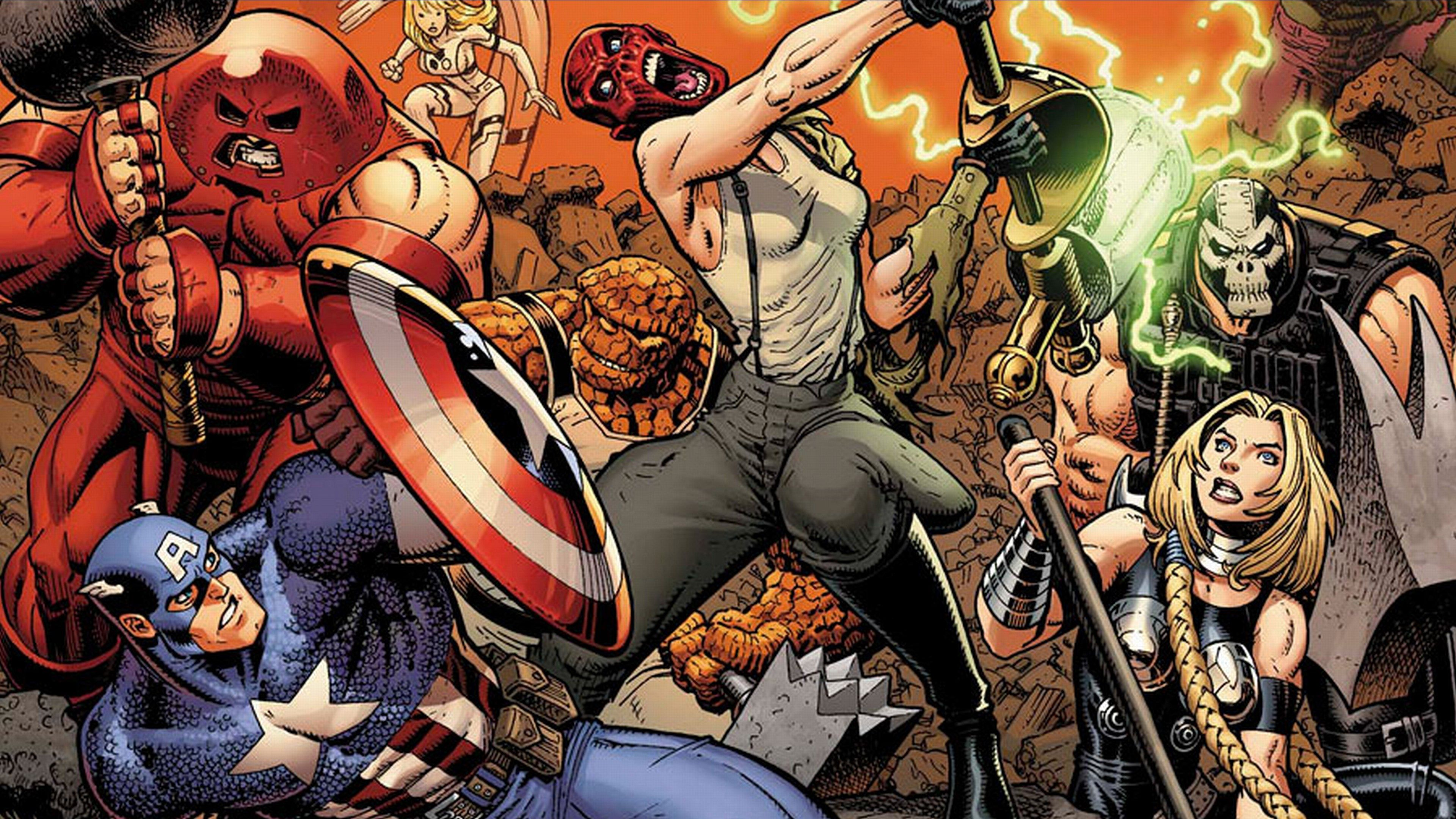 avengers 4k wallpaper 3840x2160