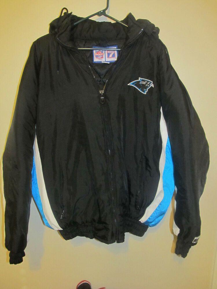 info for 515e4 13c78 Carolina Panthers Hooded Jacket - Logo 7 Adult Large #Logo7 ...