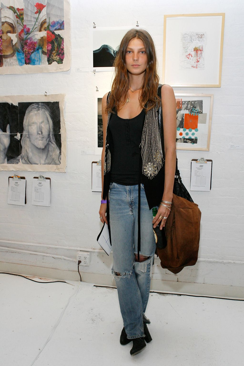 Is a cute Daria Werbowy nude photos 2019
