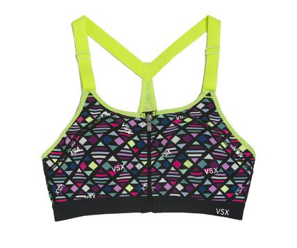 e1fa1aa988f23 Editor-Tested  The Best Sports Bras for Big Busts - Knockout by Victoria s  Secret Front-Close Wireless Sport Bra - from InStyle.com