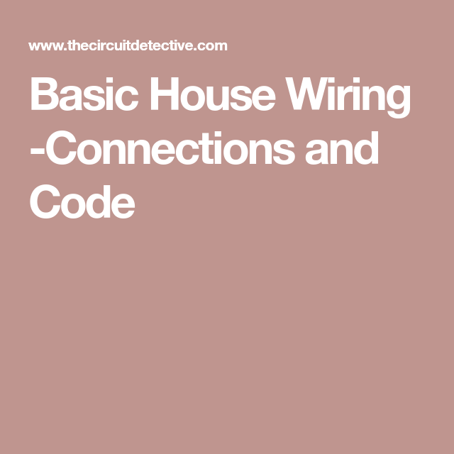 Niedlich Basic Electrical Codes Fotos - Der Schaltplan - greigo.com