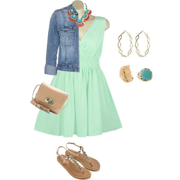 """""""plus size spring look"""" by kristie-payne on Polyvore"""