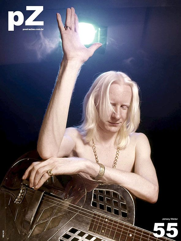 pZ 55 (jul/ago 2014) – Johnny Winter