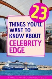 Celebrity Edge Review For Families: 23 Things You'll Want To Know  Trying to figure out whether the...