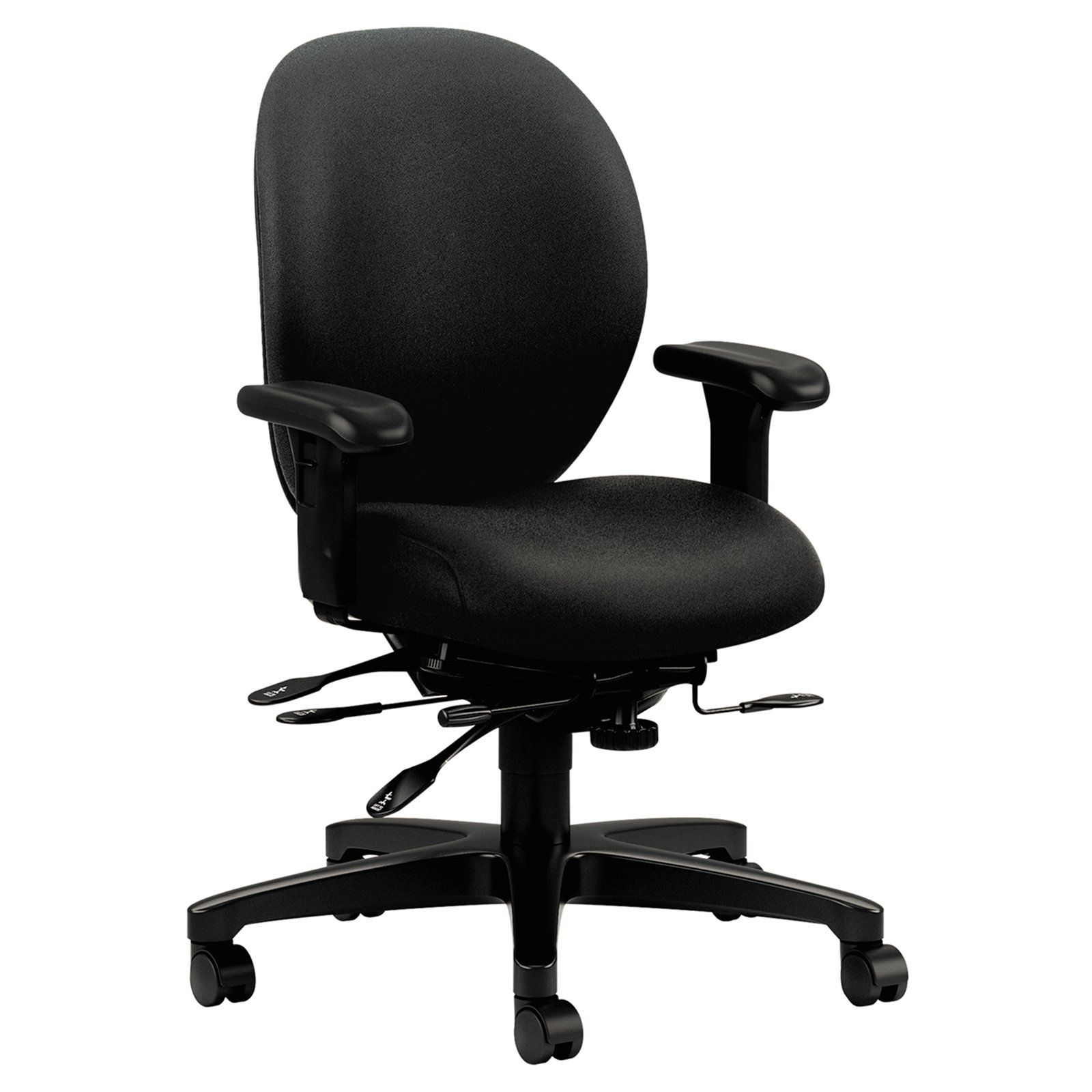 HON Unanimous Series High-Performance Mid-Back Task Chair