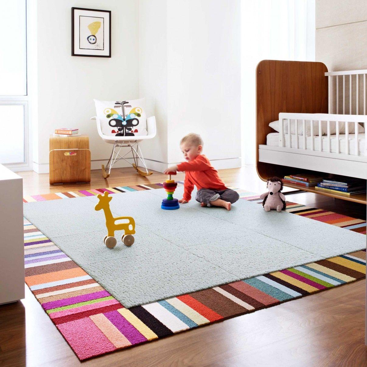 Parallel Reality Kids Room Carpet Squares Carpet Tiles