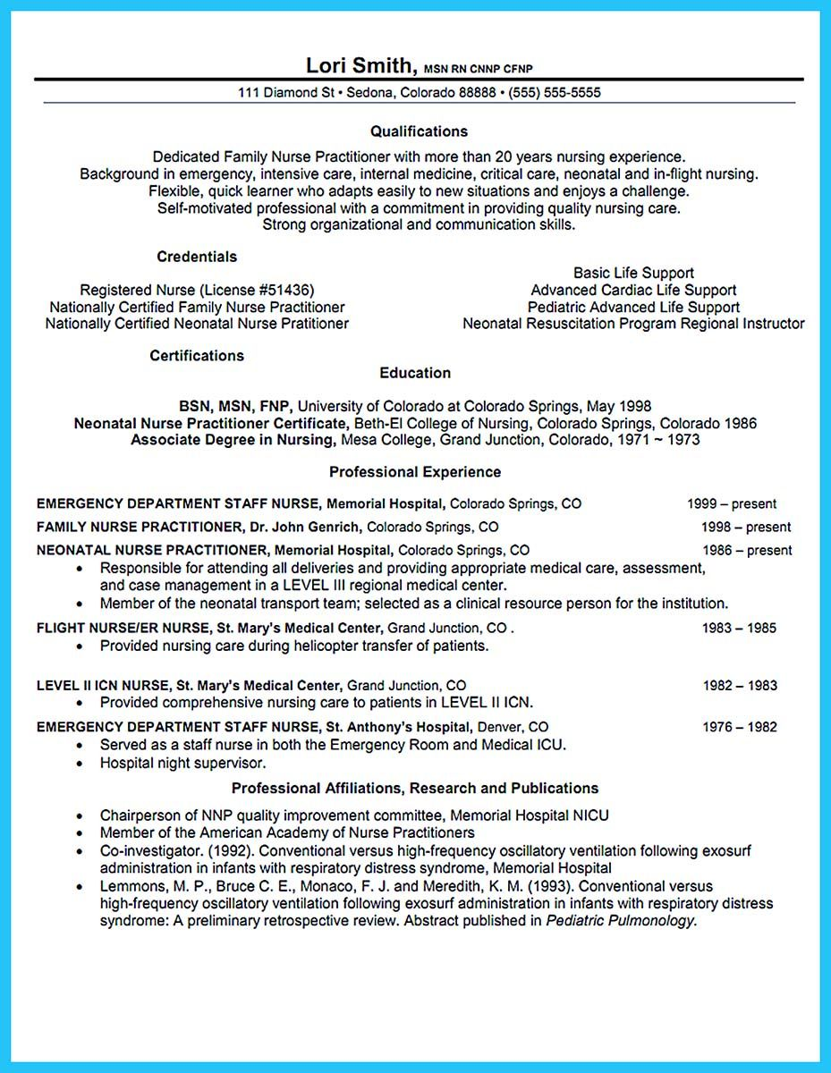 nice High Quality Critical Care Nurse Resume Samples, Check more at ...