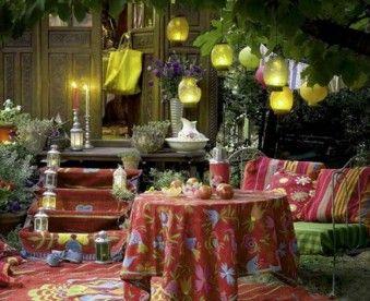 Decorating , 20 Inspiring Patio Lighting Ideas : Patio Lighting Ideas 001