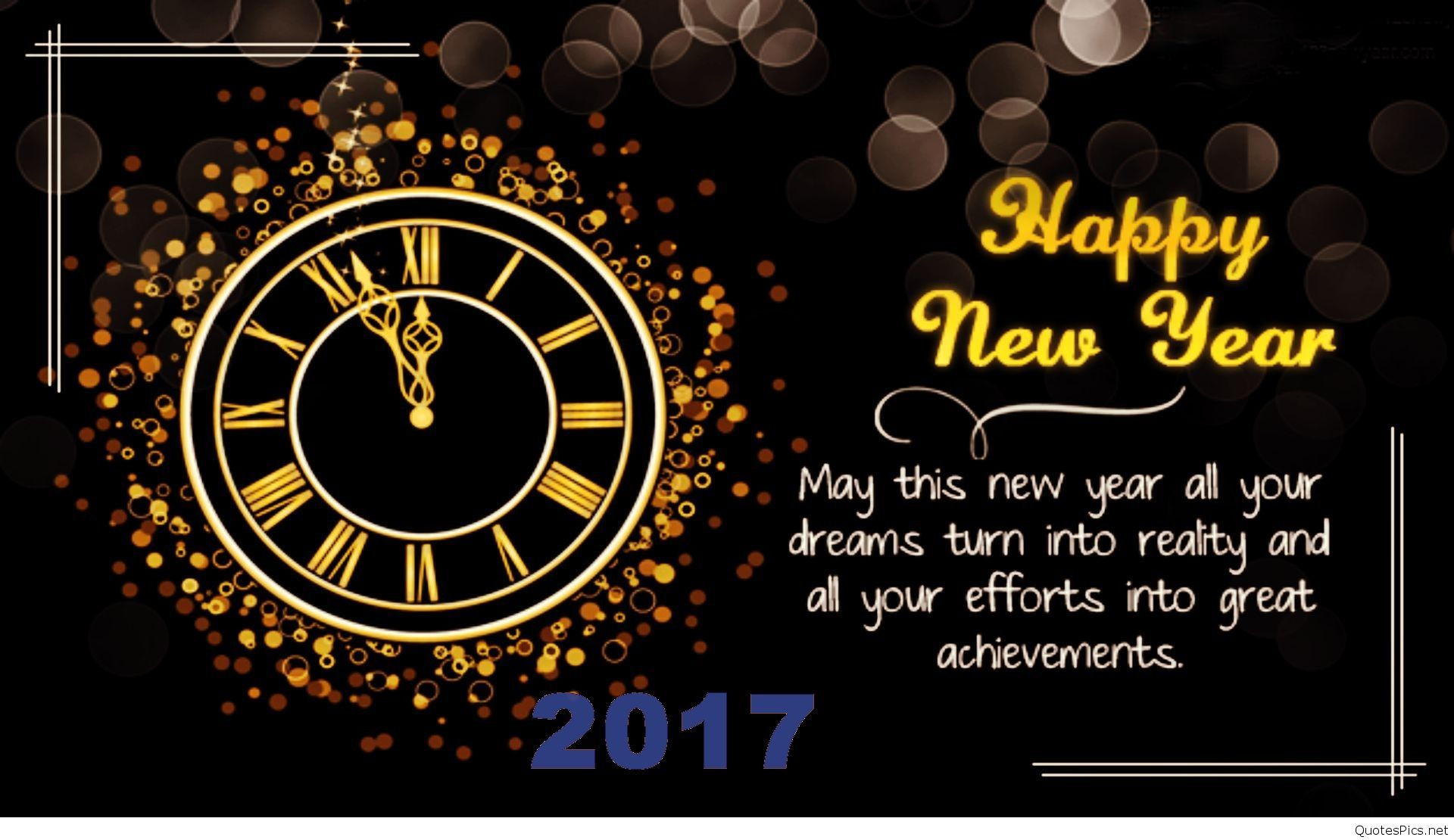 Let the coming 2017 year be a glorious and that rewards all your best new year messages and wishes to share with your friends and relatives personalized new year wishes happy new year images for happy new year kristyandbryce Images