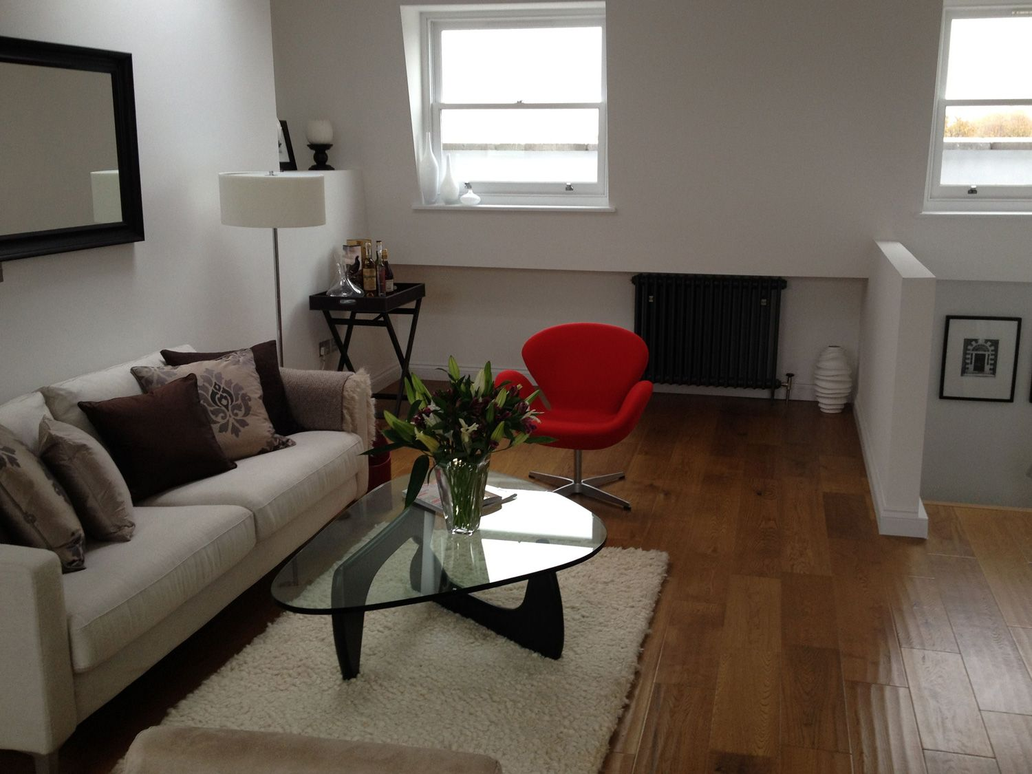 Westbourne Living Room #Propertystyling